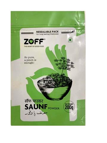 ZOFF Saunf Powder (200G)