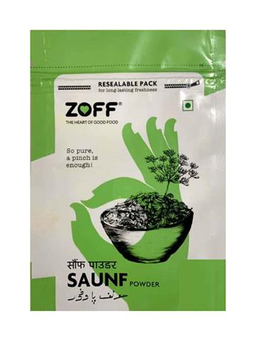 ZOFF Saunf Powder 500G