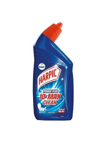 Harpic Power Plus 10X Clean Disinfectant Toilet Cleaner (200ml)