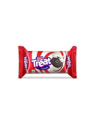 Britannia Treat Kool Vanilla Biscuit (50G)