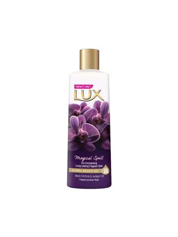 Lux Body Wash Fragrant Skin Black Orchid Scent & Juniper Oil (245ML)