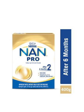 Nestle Nan Pro 2 After 6 months (400G)