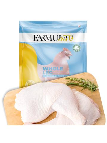 Farmukh frozen Chicken Whole Leg 1Kg