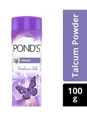 PONDS MAGIC FRESHNESS TALC acacia honey 100GM