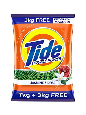 Tide Detergent Powder (10 kg)