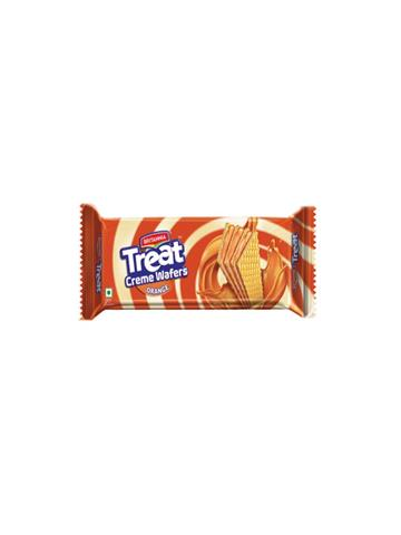 Britannia Treat Creme Wafers Orange 33g