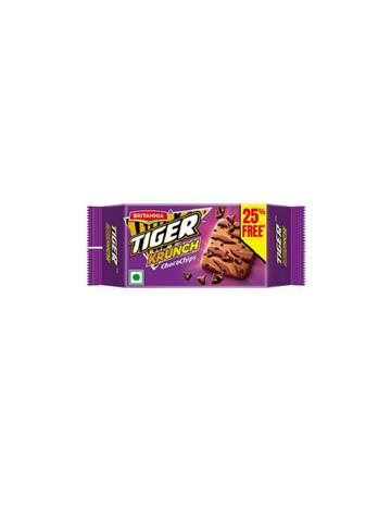 Britannia Tiger Crunch Chocochips 40g