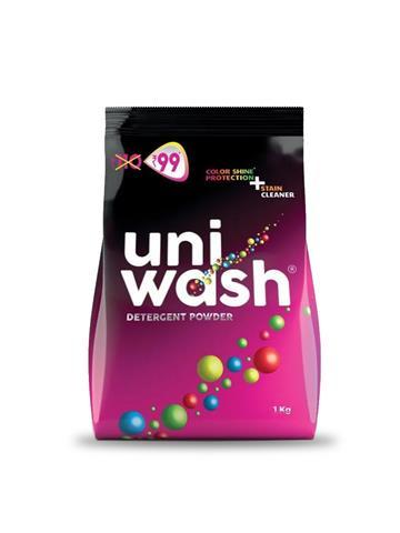 Uniwash Detergent Powder, 1 kg