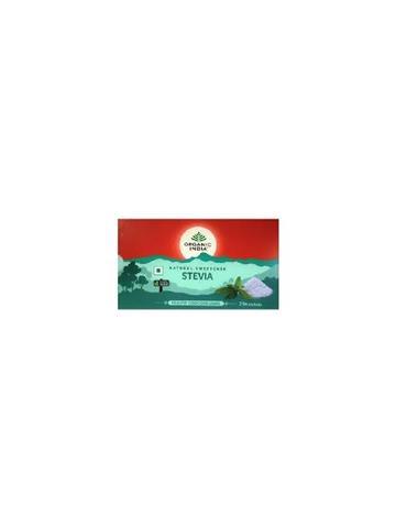 Organic India Natural Sweetener Stevia 25N * 1g Sachets