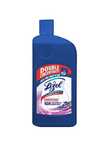 Lizol Disinfectant Surface Cleaner Lavender 900ml