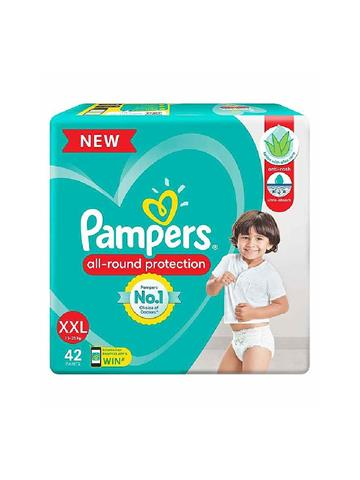 Pampers All Round Protection XXL 42pants