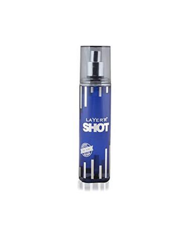 layer Shot Fragrant deep Desire Body Spray 135ml