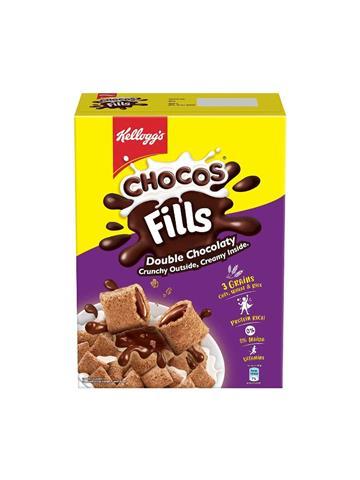Kellogg's Chocos Fills Double Chocolaty 250g