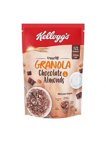 Kellogg's Crunchy Granola Chocolate & Almonds 450g