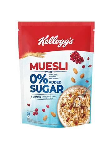 Kellogg's Museli with 0% Added Sugar 500g