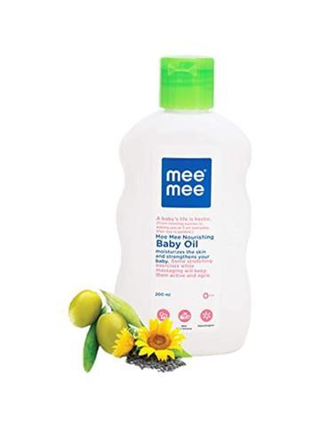 Mee Mee Nourishing Baby Oil 200ml