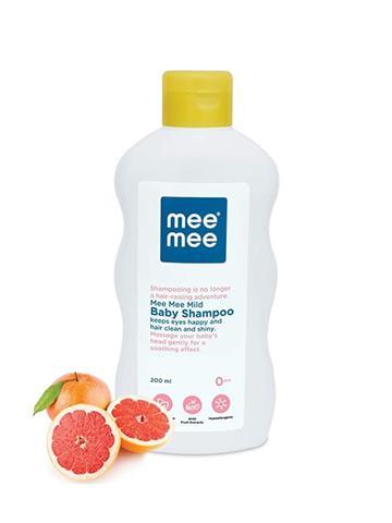 Mee Mee Mild Baby Shampoo 200ml