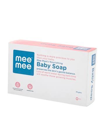 Mee Mee Nourishing Baby Soap 75g