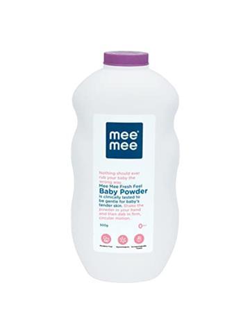 Mee Mee Fresh Feel Baby Powder 500g
