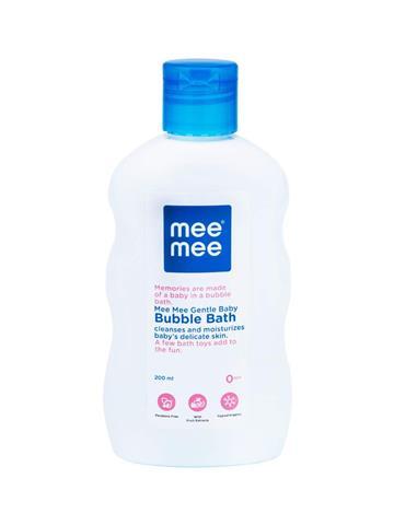 Mee Mee Gentle Baby Bubble Bath 200ml