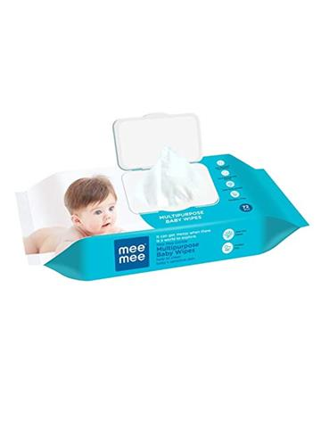 Mee Mee Caring Baby Wet Wipes 72sheets