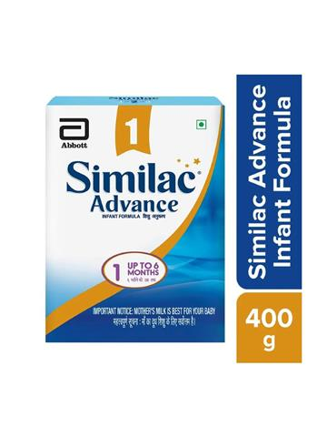 Similac Advance Infant Formula 1 upto 6 months 400g