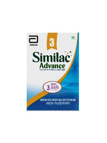 Similac Advance Follow-Up  Formula 3 From 12 to 24 Months 400g