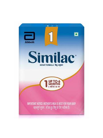 Similac Infant Formula 1 upto 6 months