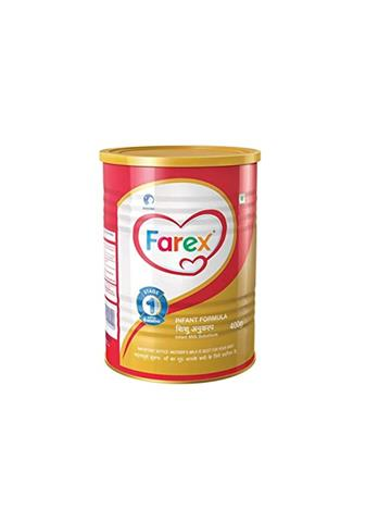Farex Gentle Infant Formula 1 From Birth upto 6 Months 400g