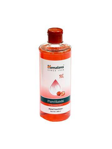 Himalaya Pure Hands Strawberry Hand Sanitizer 500ml