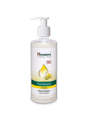 Himalaya Pure Hands  Lemon Hand Sanitizer 500ml
