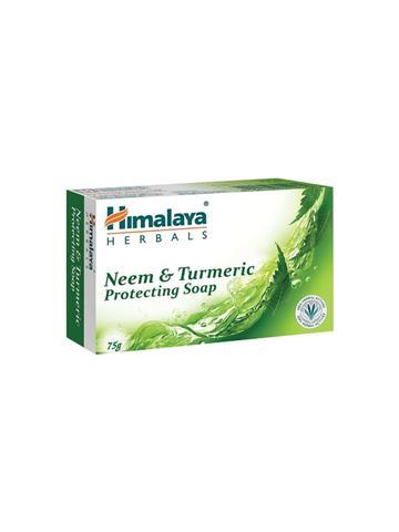Himalaya Neem & Turmeric Soap 75g