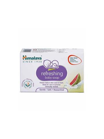 Himalaya Refreshing Baby Soap 75g