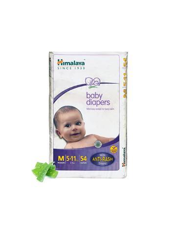 Himalaya baby Diapers 54 pieces Size: Medium