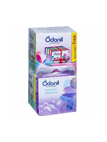 Odonil Bathroom Air Freshener 50g Buy 3 get 1 Free Pack of2 With another Odonil 50g 1 piece free
