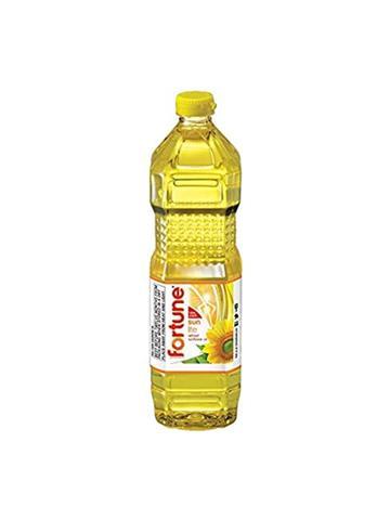 Fortune Sunlite Refined Sunflower Oil 1 litre